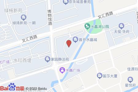 首開水晶城地圖信息
