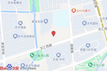 碧玺龙庭地图信息