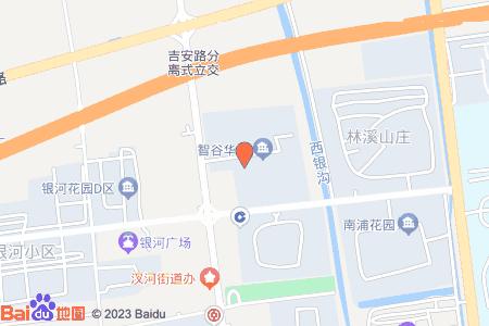 智谷华府地图信息