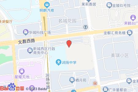 庆松清华园地图信息