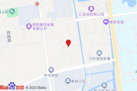 星汇名邸地图信息