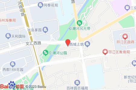 富麗康城地圖信息