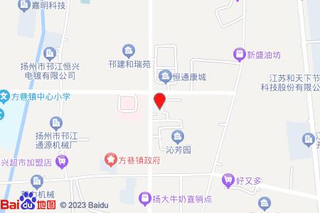 天伦华府地图信息