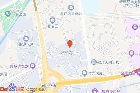 紫阳苑地图信息