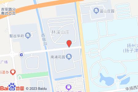 林溪山庄地图信息