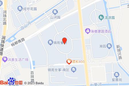 中海锦苑地图信息