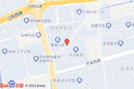 长河新苑地图信息