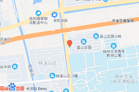 蓝山庄园地图信息