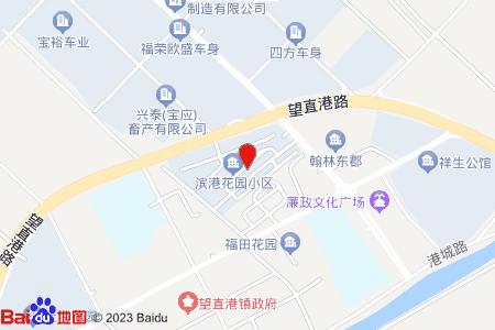 滨港花园小区地图信息