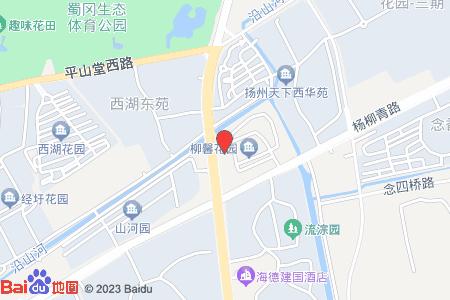 柳馨花园地图信息
