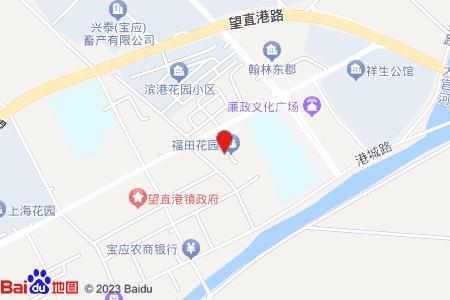 福田花园地图信息