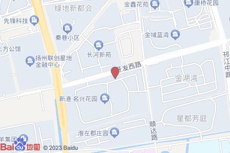 新港名興花園地圖信息