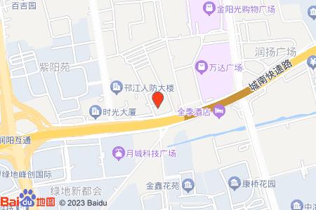 紫阳东苑地图信息