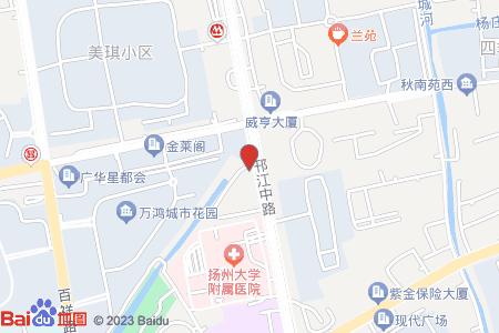 山姆月城明珠園地圖信息