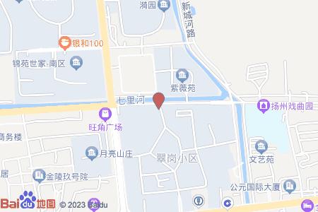 翠岗新村地图信息