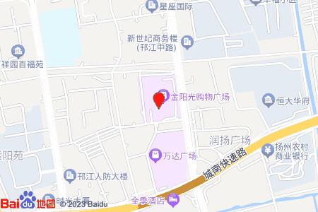 力宝国际公寓地图信息