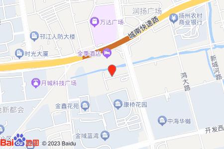 兴扬苑地图信息
