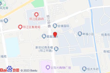 康嘉苑地圖信息