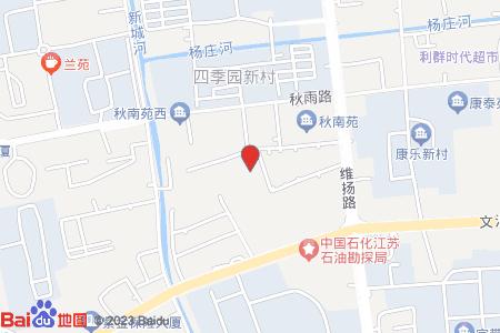武塘小区地图信息