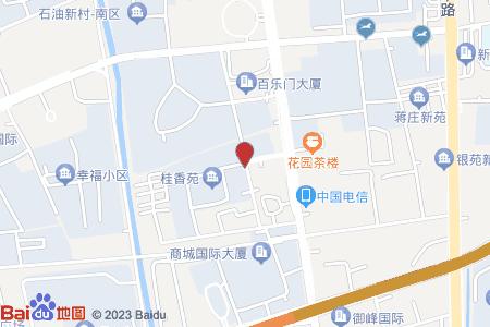 桂香苑地圖信息