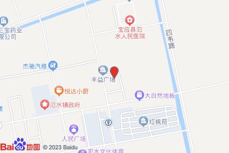 丰益广场地图信息