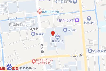 康祥苑地圖信息