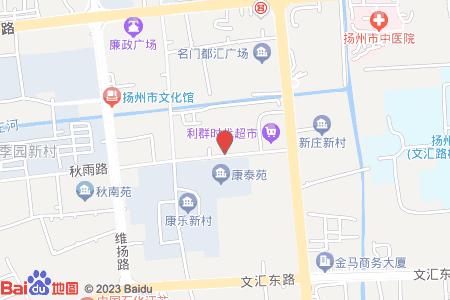 武庄小区地图信息