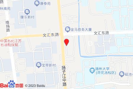 崇文苑地图信息