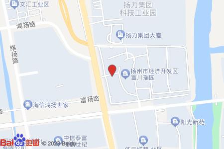 富川瑞園地圖信息