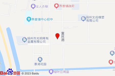 东风小区地图信息