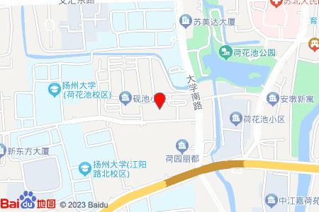 砚池小区地图信息