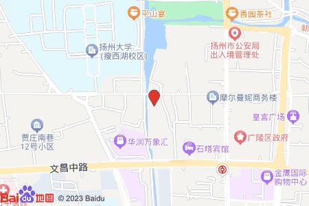 石塔橋北新村地圖信息