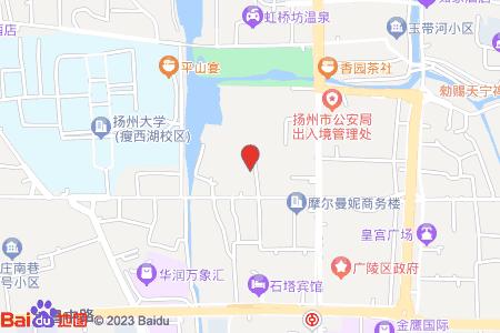 螃蟹巷小区地图信息