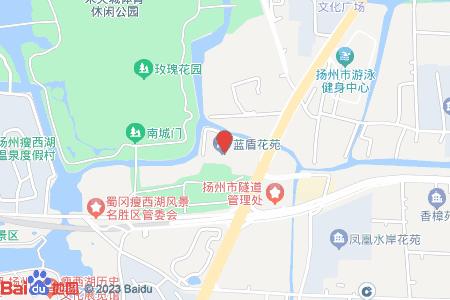 蓝盾花苑地图信息