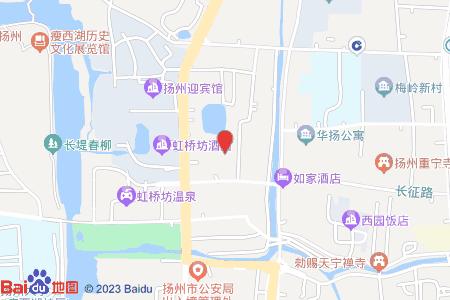 冶春别院地图信息