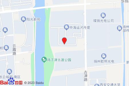 中海运河丹堤地图信息