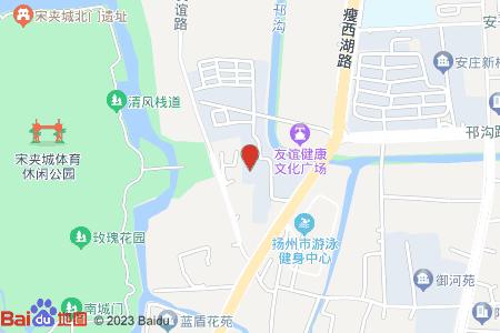 友谊新村地图信息