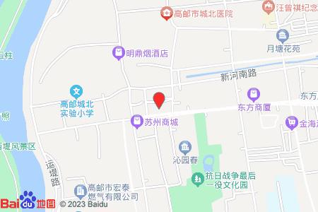 水韻星城地圖信息