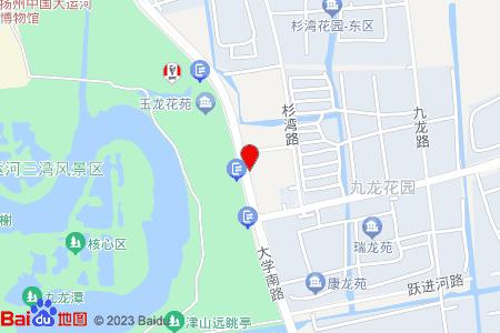 德辉天玺湾地图信息