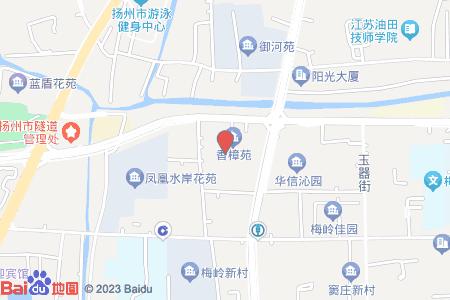 香樟苑地圖信息