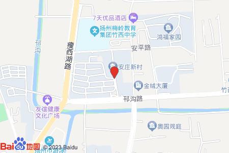 安庄新村地图信息