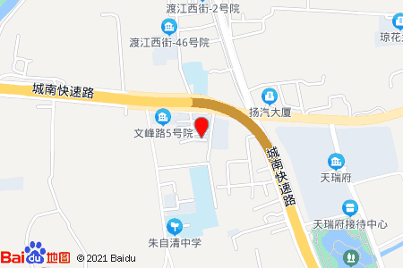 工人新村(廣陵)地圖信息