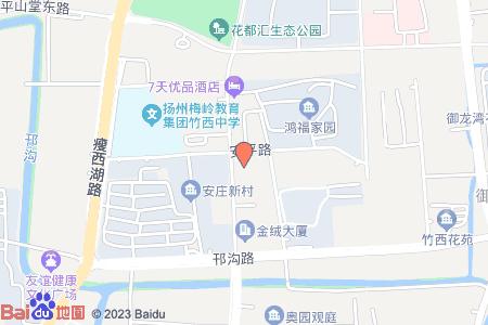 竹西新村地图信息