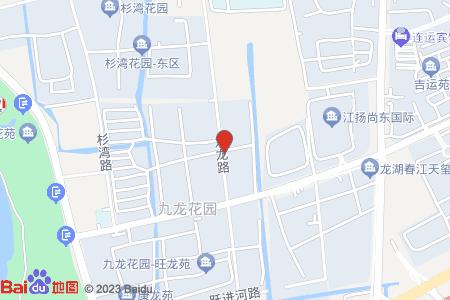 飞龙苑地图信息
