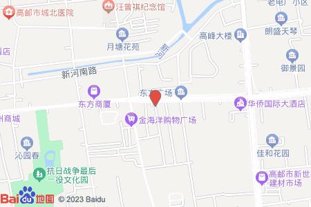 北海新村地图信息