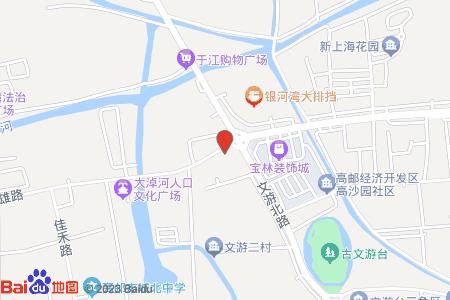薇风大道地图信息