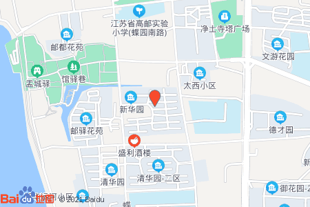 新華園地圖信息