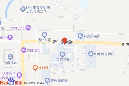 茉莉花园地图信息