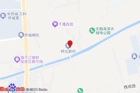 桥北新村地图信息