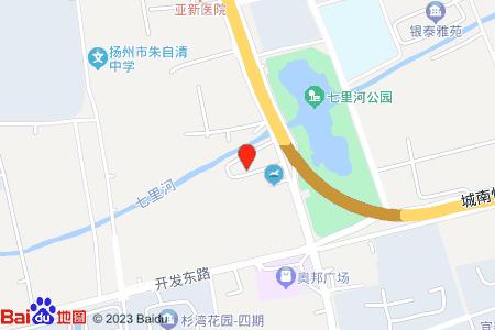 江南左岸地圖信息